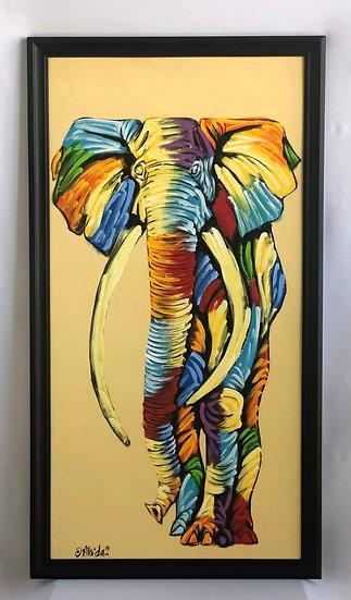 """""""Colorful Elephant"""""""