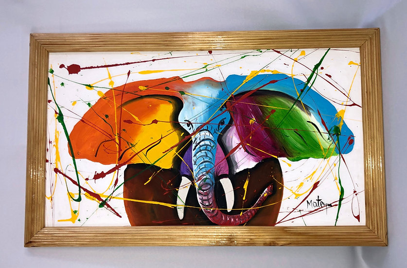 """""""Abstract Elephant"""""""