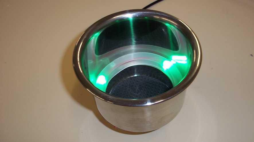 GREEN 'LED' Cup