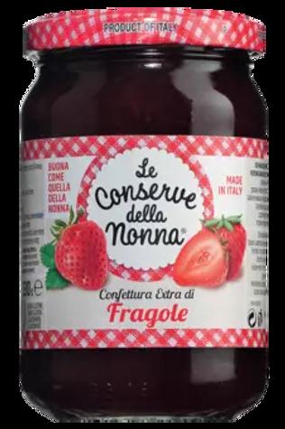 Erdbeerkonfitüre CONFETTURA EXTRA DI FRAGOLE