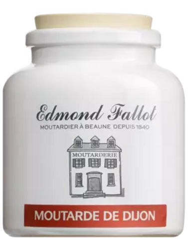 Dijonsenf im Steintopf MOUTARDE DE DIJON