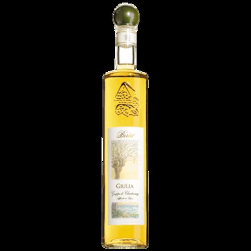 Grappa di CORTESE und Chardonnay