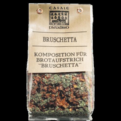 GEWÜRZMISCHUNG für Brotaufstrich Bruschetta