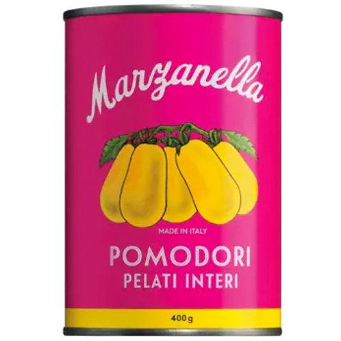 MARZANELLA geschälte gelbe Tomaten