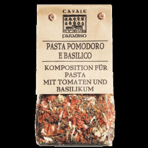 GEWÜRZMISCHUNG für Pasta mit Tomaten und Basilikum