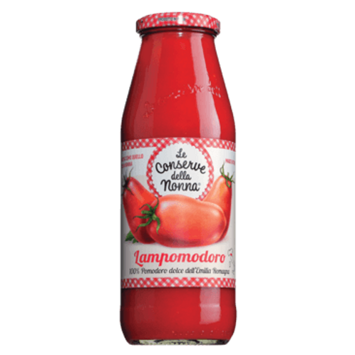 passierte Tomaten LAMPOMODORO