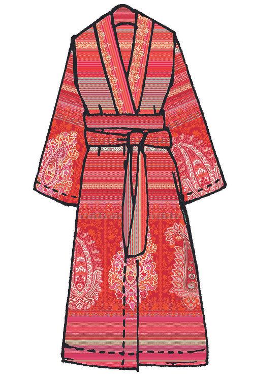 Kimono MOCENIGO