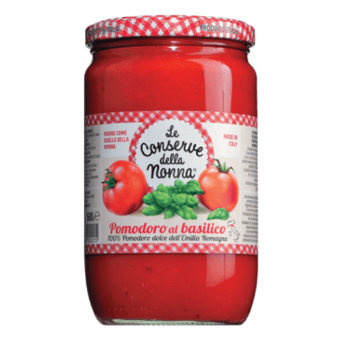 Tomatensauce AL BASILICO