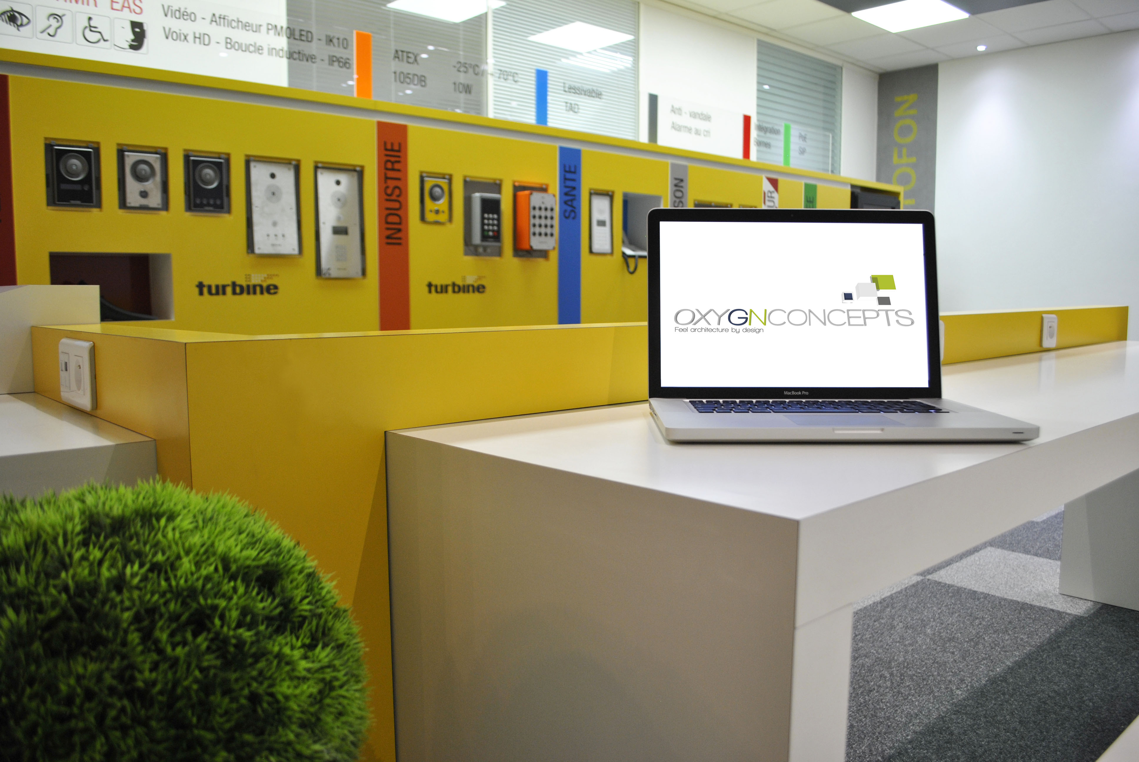 Showroom - Oxygn concepts