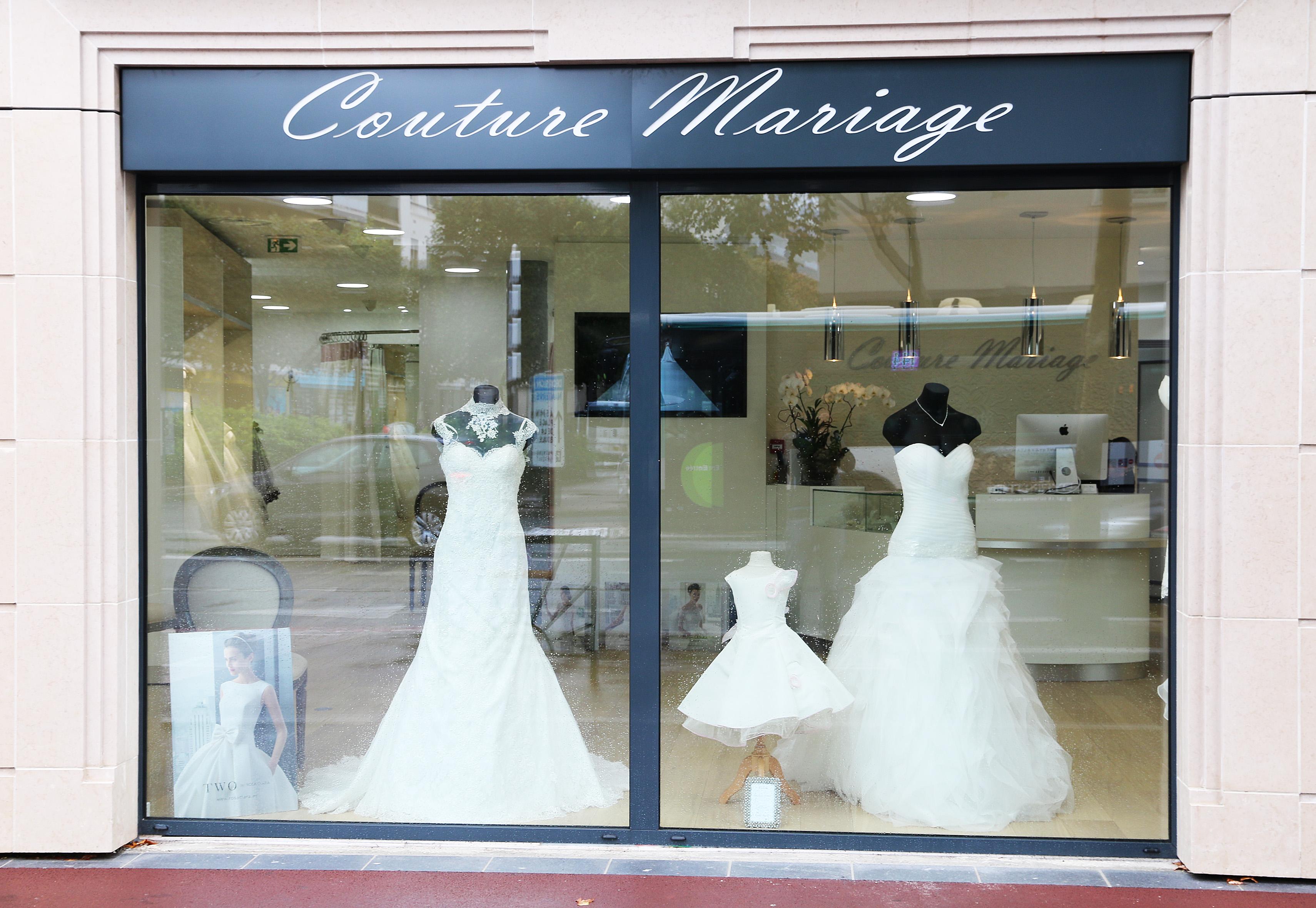 Boutique - Couture mariage