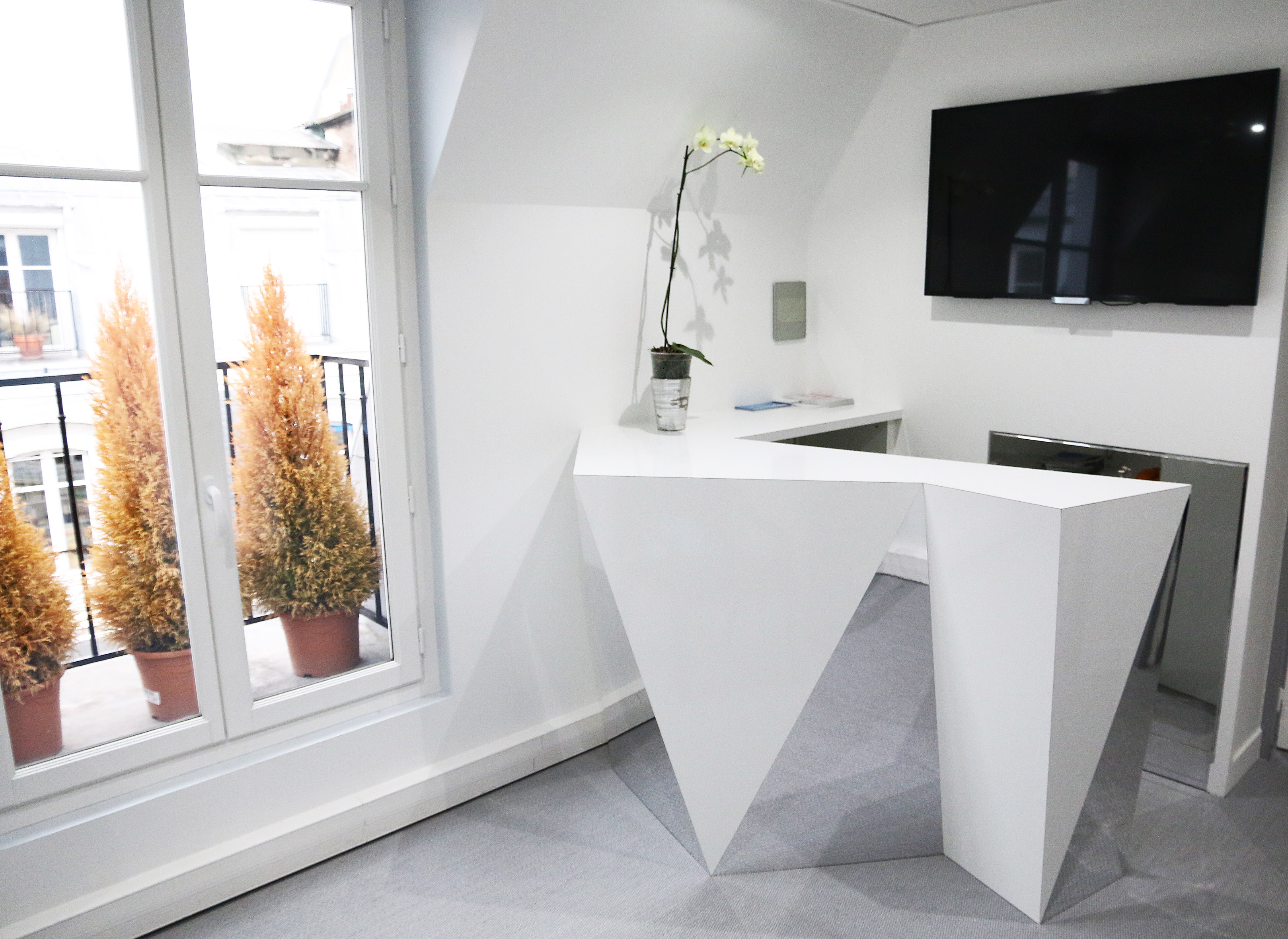Showroom de diamant - Oxygn concepts