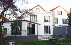Extension de maison - Asnières