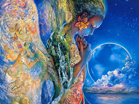 Awaken the Divine Feminine