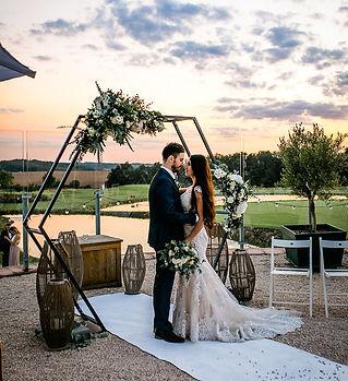 Hochzeit Boho Freie Trauung