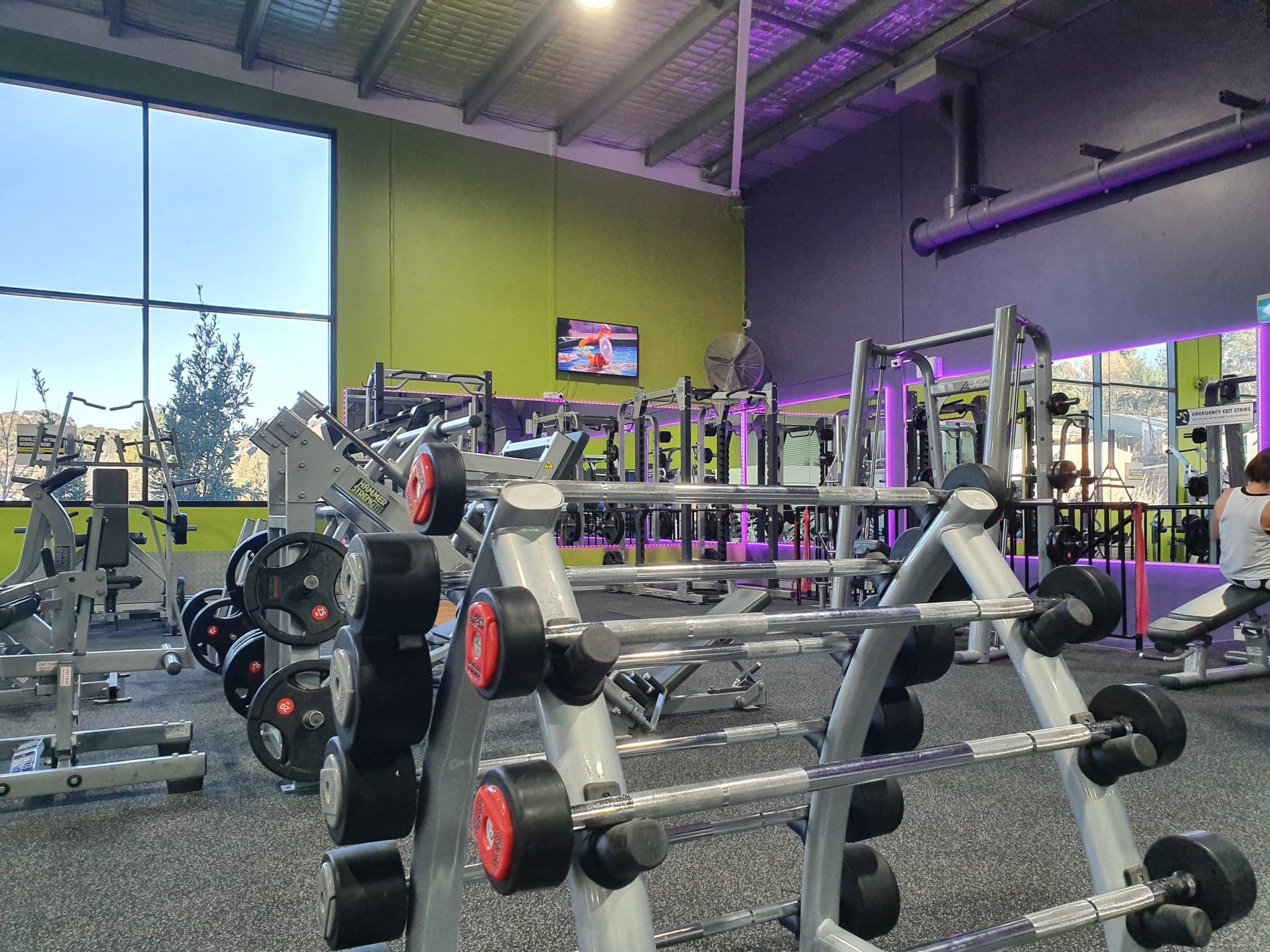 Anytime Fitness Gym Katoomba