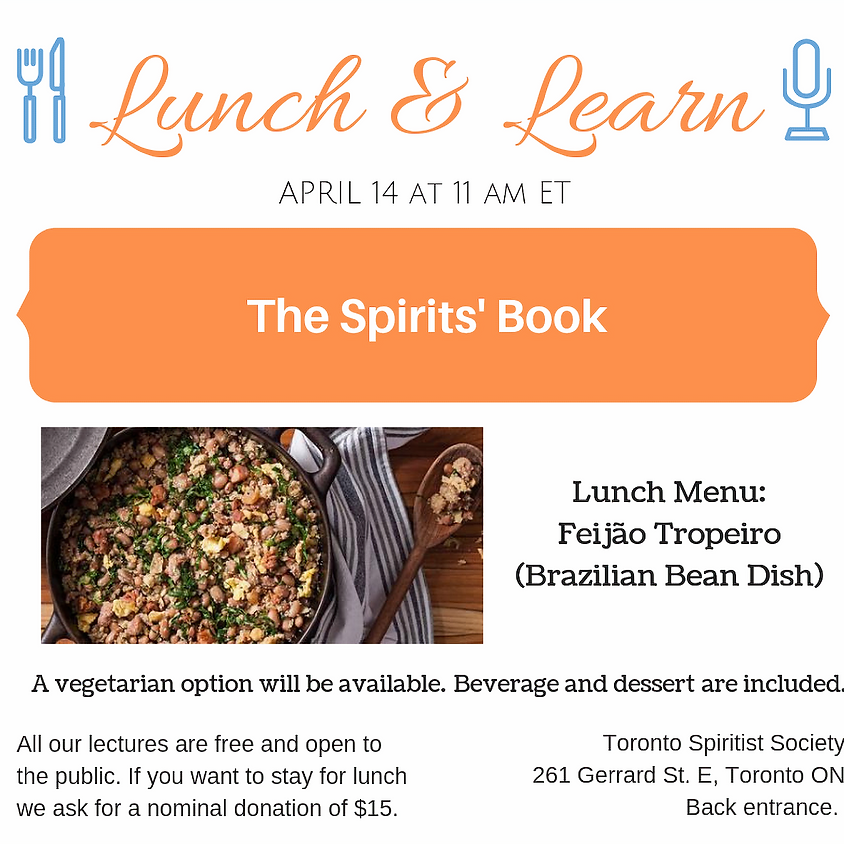Public Lecture + Lunch & Learn