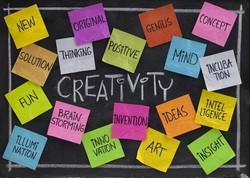 Creativity portada web