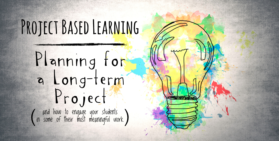 Project based learning portada web