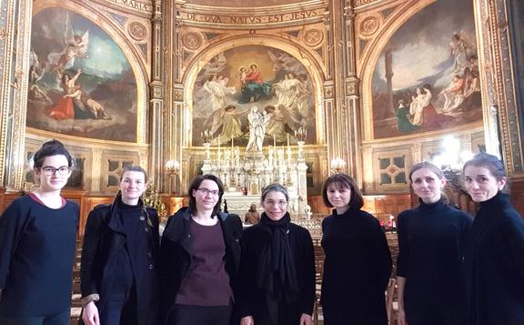 Saint Eustache, Paris, 2019