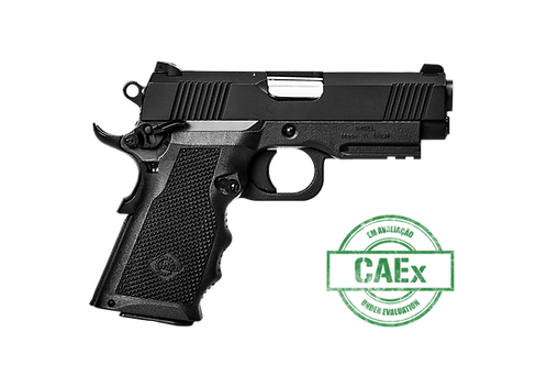 Pistola IMBEL 9 TC MD6