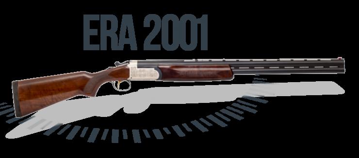 ESPINGARDA ERA 2001 BL INOX LAVR