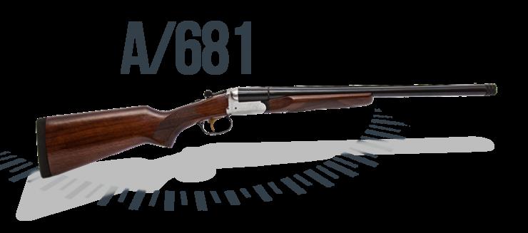 ESPINGARDA A681