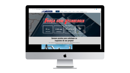 Site | Cliente Mirassol Implementos