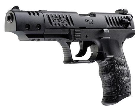 PISTOLA WALTHER P22 TARGET .22 LR