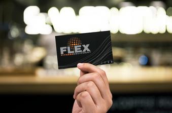 Identidade visual   Cliente Flex Fitness Equipment