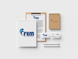 Identidade visual | Cliente Colégio FEM