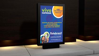 Outdoor | Cliente Telebrasil