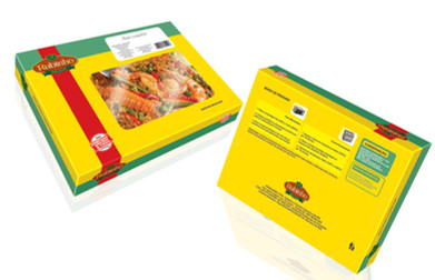 Embalagem | Cliente Rubinho Alimentos