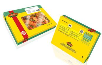Embalagem   Cliente Rubinho Alimentos