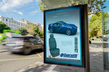 Outdoor | Cliente Garetti Couros