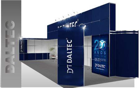 Projeto Stand   Cliente Daltec