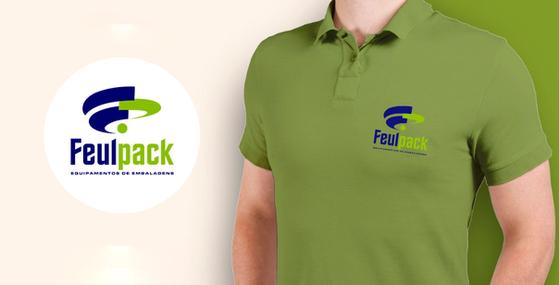 Identidade visual   Cliente Feulpack