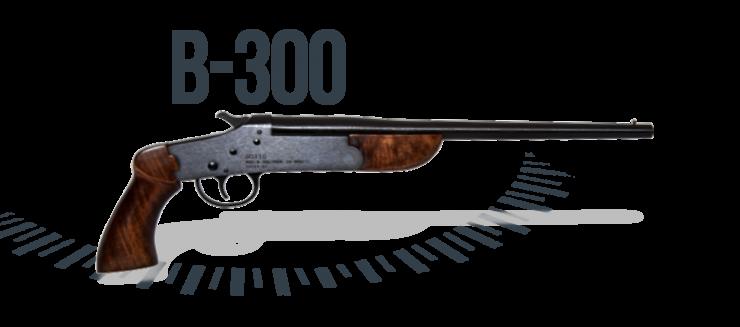 GARRUCHA B300