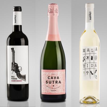 """Une carte des vins très """"Hot"""" !"""