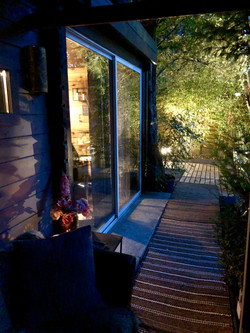 LE PATIO BY NIGHT