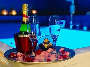 suite sérénité jacuzzi spa prive elegance zen cocooning Idf proche paris 77 boutique hotel