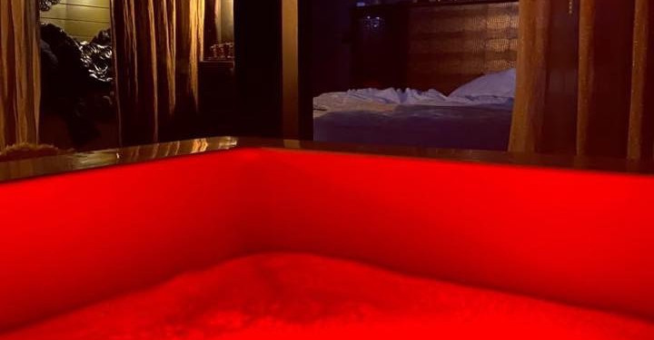 SUITE SERENITE JACUZZI XXL