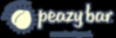 peazy bar logo