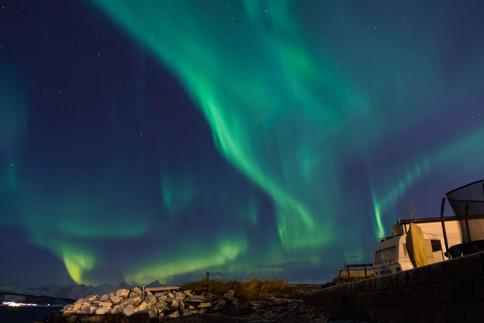 Northern Lights in Tromso