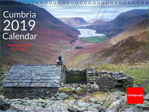 Cumbria 2019 Calendar