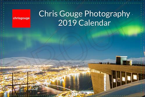 2019 Travel Calendar