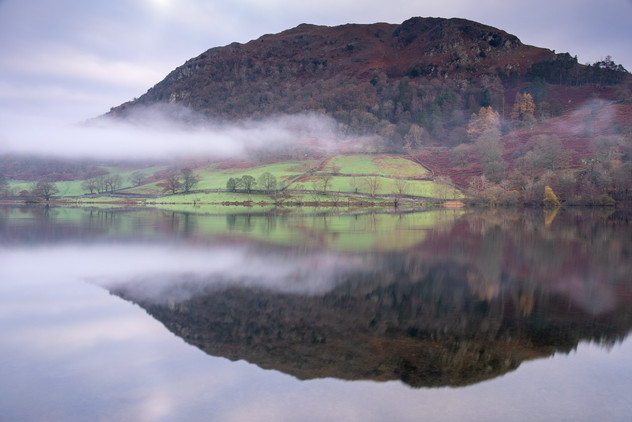 Reflections on Rydal Water