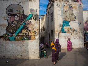 Murals of Casablanca