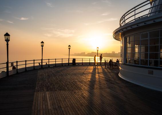 Worthing Pier Sunset