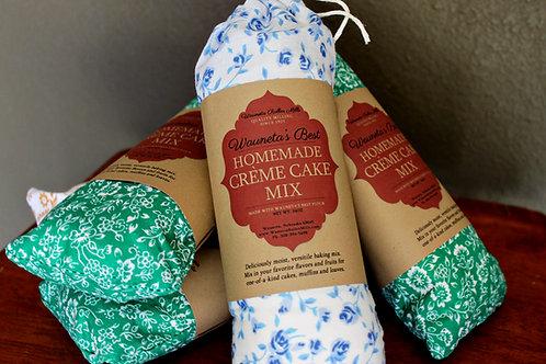 Creme Cake Mix