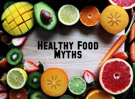 Υγιεινή διατροφή: Οι μύθοι που πρέπει να σταματήσετε να πιστεύετε!
